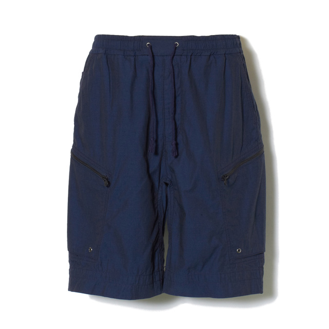 画像1: SALE 40%OFF!! White Mountaineering  / COTTON NYLON MILITARY SHORT PANT