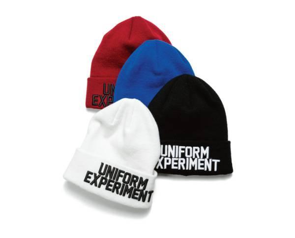 画像1: SALE 50%OFF!! uniform experiment / KNIT CAP