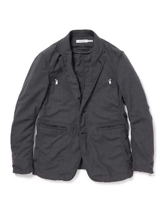 画像1: SALE 50%OFF!! nonnative / ノンネイティブ /  TROOPER 2B JACKET W/P RIPSTOP STRETCH