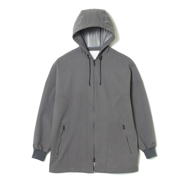 画像1: SALE 50%OFF!! White Mountaineering  / 2L DROP SHOULDER HOODED COACH JACKET