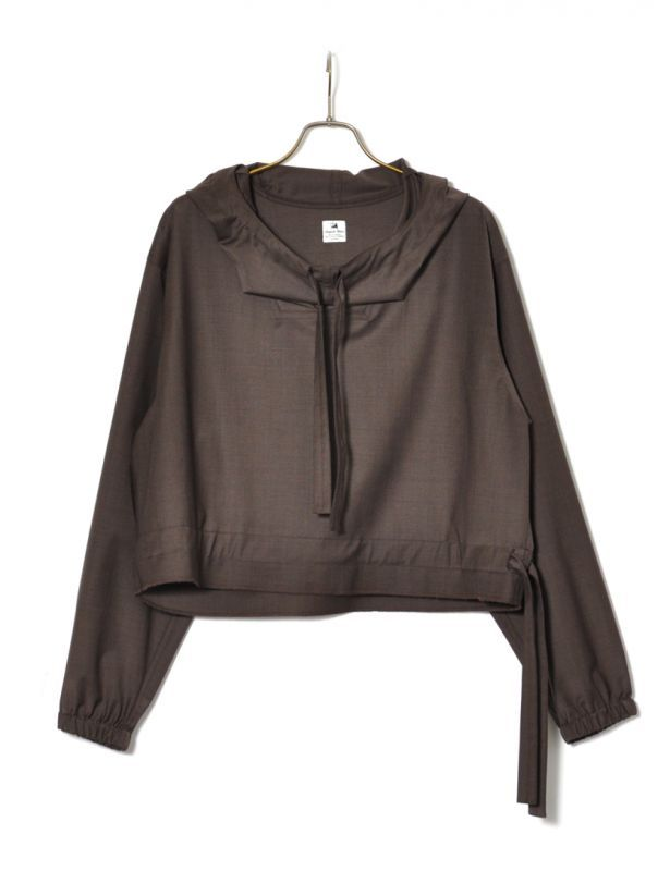 画像1: SALE 40%OFF!! Sasquatchfabrix. / SHORT LENGTH PULLOVER JKT