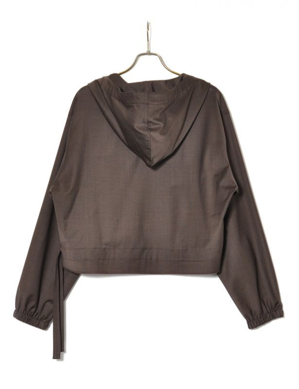 画像2: SALE 40%OFF!! Sasquatchfabrix. / SHORT LENGTH PULLOVER JKT