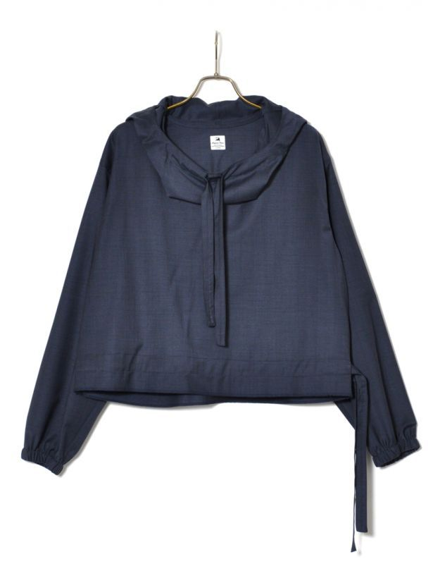 画像3: SALE 40%OFF!! Sasquatchfabrix. / SHORT LENGTH PULLOVER JKT