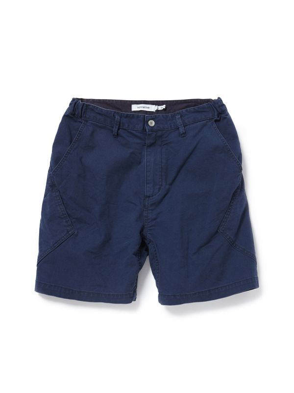 画像1: SALE 30%OFF!! nonnative / ノンネイティブ / CYCLIST EASY SHORTS C/P COTTON OXFORD STRETCH