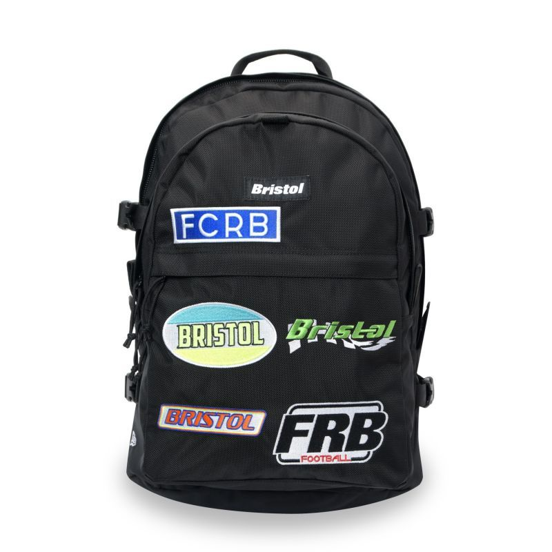 画像1: SALE 20%OFF!! F.C.REAL BRISTOL / NEW ERA MULTI LOGO CARRIER PACK