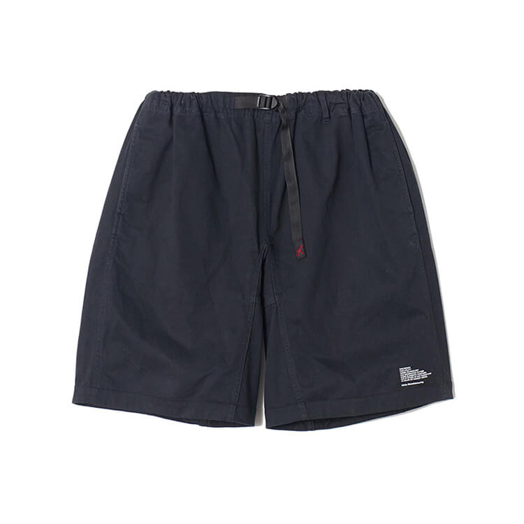 画像1: SALE 30%OFF!! White Mountaineering / ホワイトマウンテニアリング / WM x Gramicci GARMENT DYED WIDE SHORT PANTS