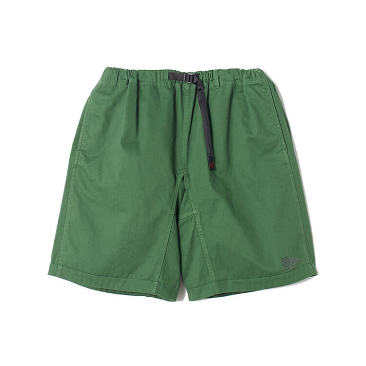 画像3: SALE 30%OFF!! White Mountaineering / ホワイトマウンテニアリング / WM x Gramicci GARMENT DYED WIDE SHORT PANTS