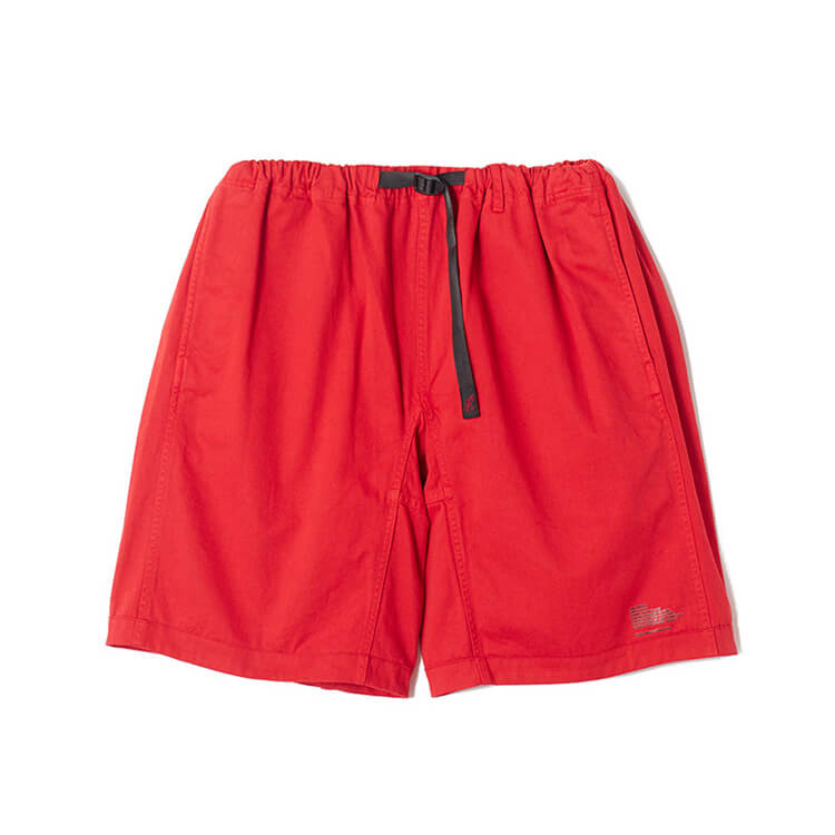 画像2: SALE 30%OFF!! White Mountaineering / ホワイトマウンテニアリング / WM x Gramicci GARMENT DYED WIDE SHORT PANTS