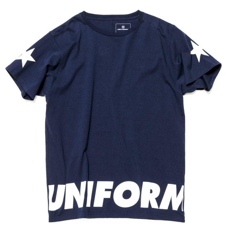 画像2:  uniform experiment / STAR BIG TEE