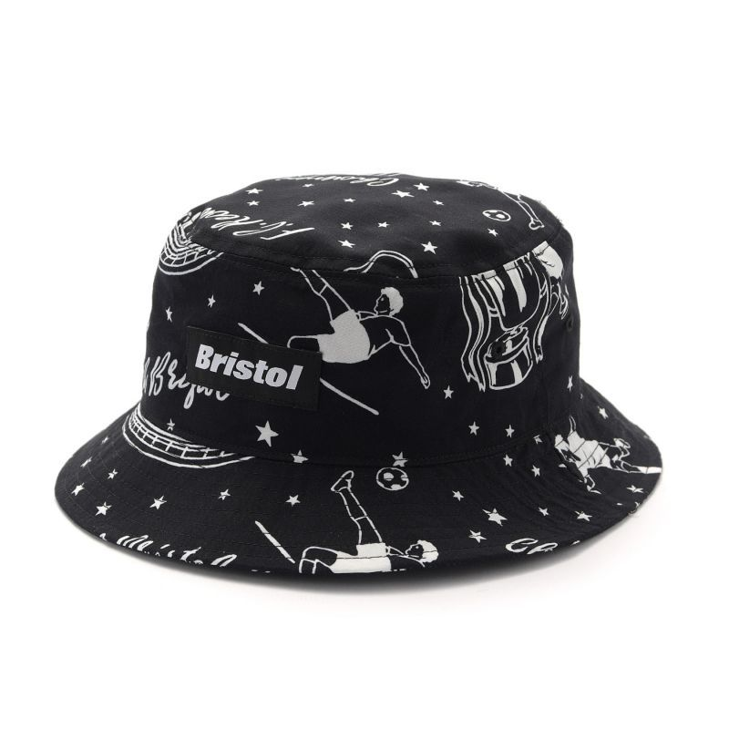 画像1: SALE 20%OFF!! F.C.REAL BRISTOL /  HAWAIIAN HAT