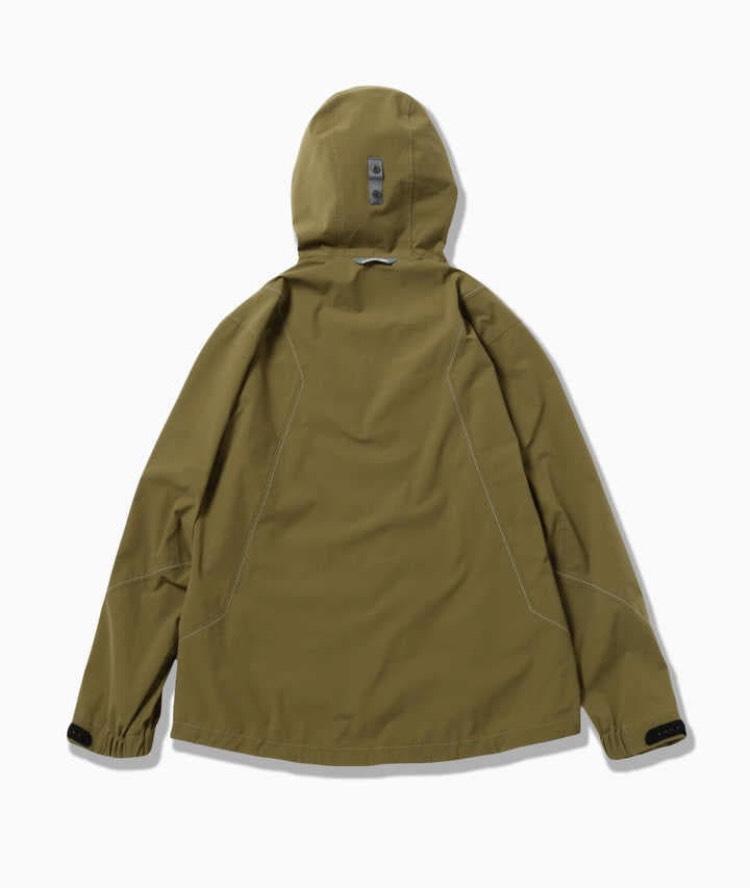 画像2: and wander / アンドワンダー / UV shield jacket