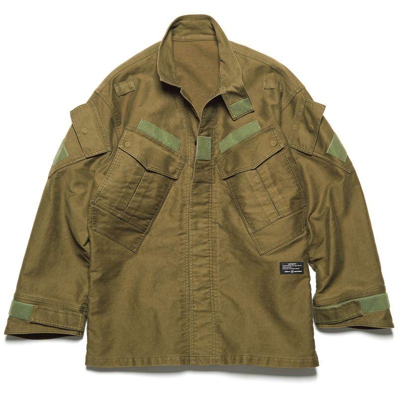 画像1: uniform experiment / TACTICAL JACKET