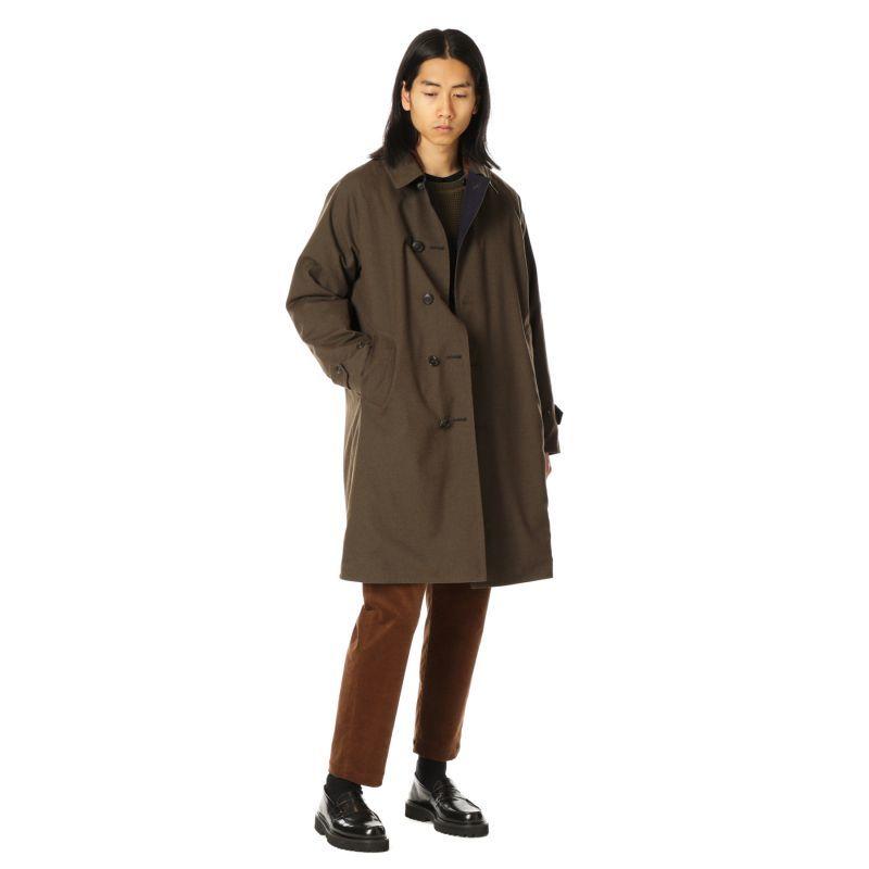 画像3: uniform experiment / REVERSIBLE BALMACAAN COAT