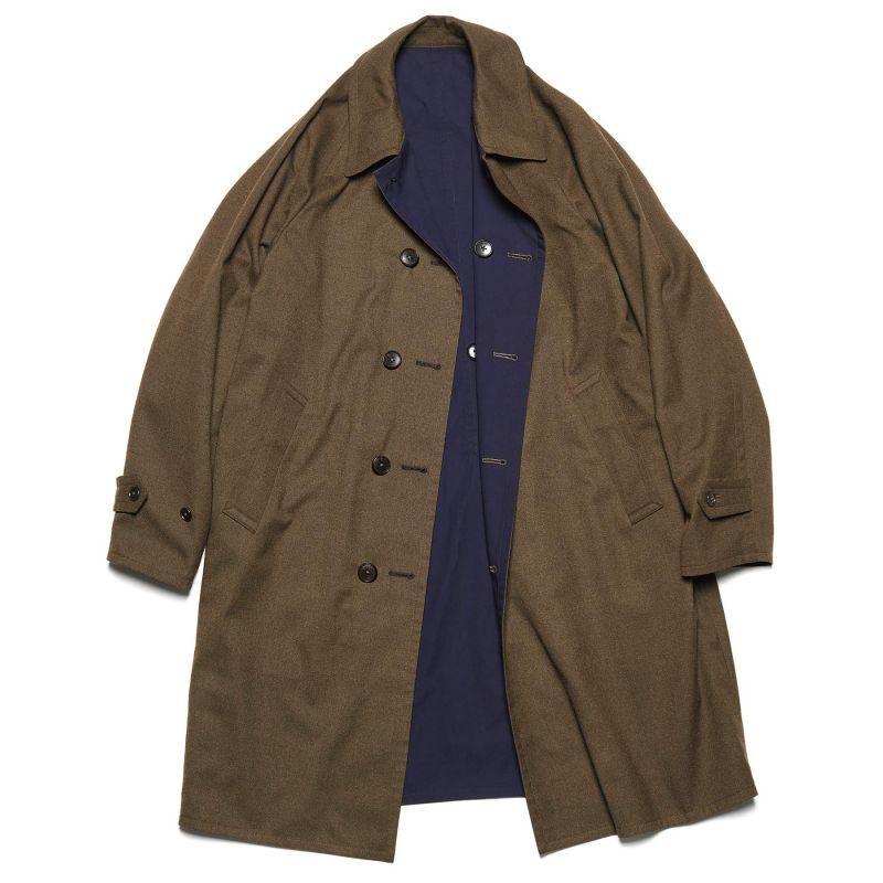 画像1: uniform experiment / REVERSIBLE BALMACAAN COAT