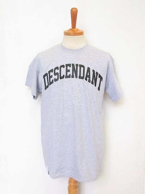 画像1: DESCENDANT / ディセンダント / TEAM SS TEE