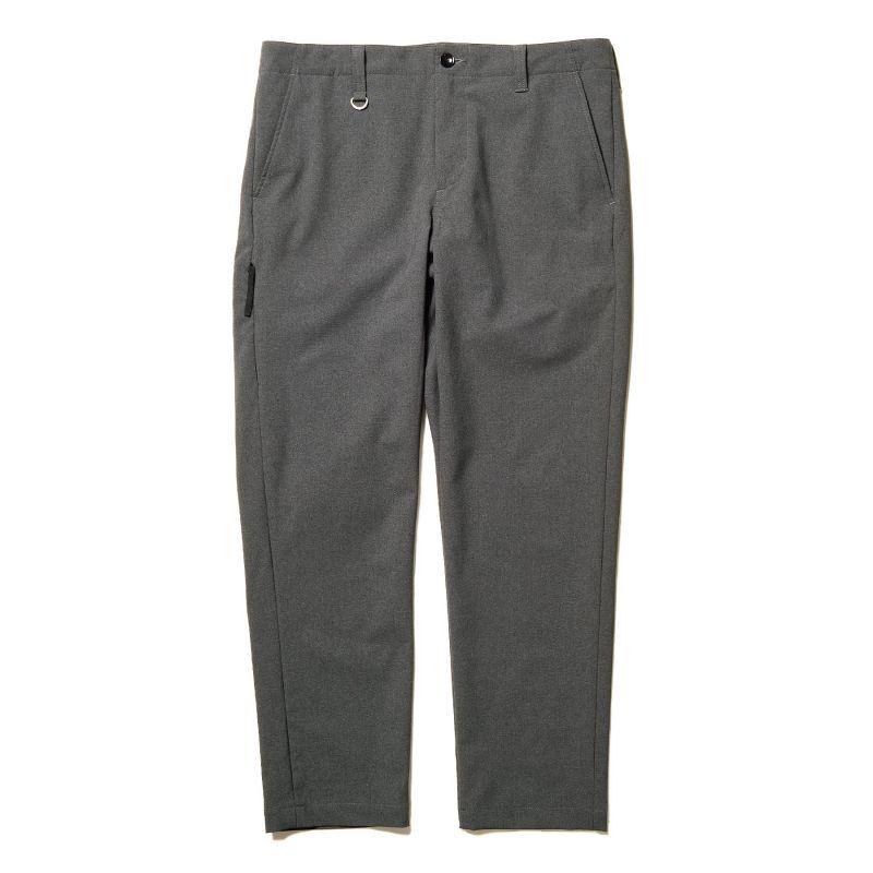 画像3: uniform experiment / SOLOTEX MELANGE 4WAY STRETCH SIDE POCKET TAPERED PANTS