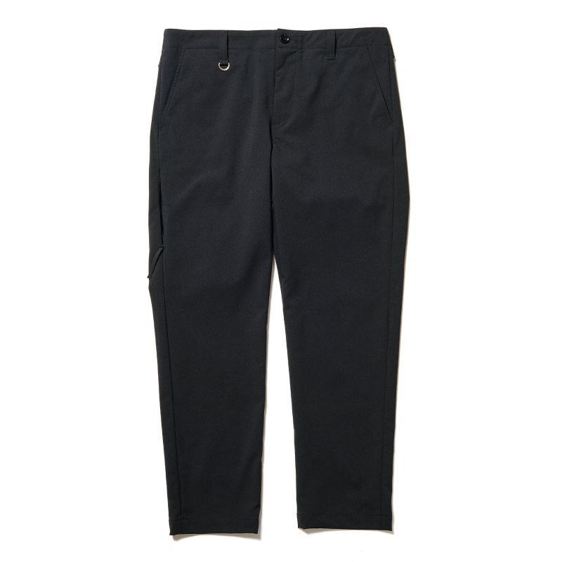 画像1: uniform experiment / SOLOTEX MELANGE 4WAY STRETCH SIDE POCKET TAPERED PANTS